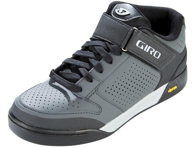 Giro Riddance Mid schoenen Heren grijs/zwart